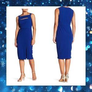 🎉HP!🎉NWT Marina Sheath Dress (6)